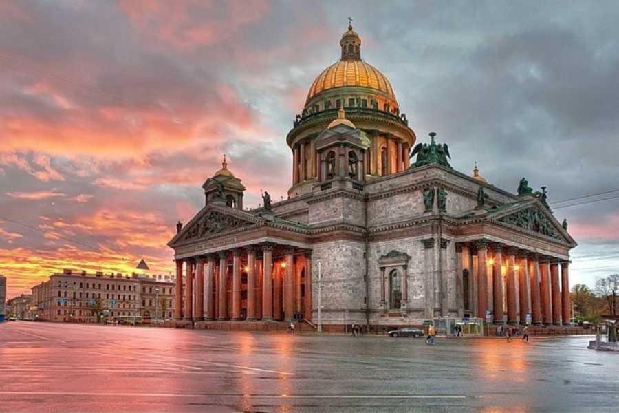 Санкт Петербург Исаакиевский собор